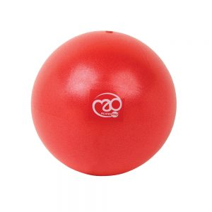 "9"" Pilates Soft Red Ball"