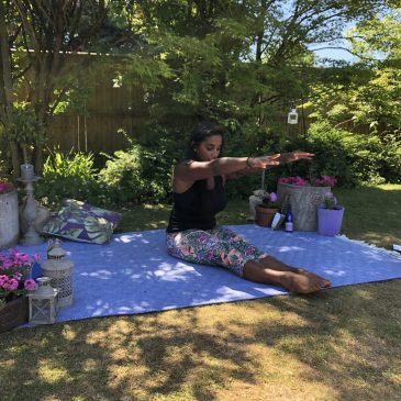 Peaceful Pilates For Gardeners