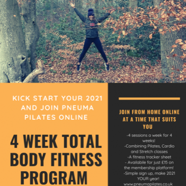 4 week total body fitness program 2021